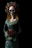 Catrina Calavera Stock Photo