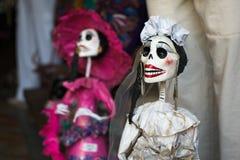 Catrinas messicano Fotografia Stock Libera da Diritti