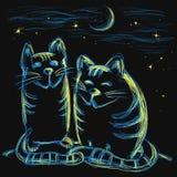 Cats Royalty Free Stock Photo