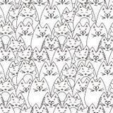 Cats! stock illustration