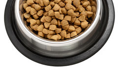 Cats and dogs food Royalty Free Stock Photo