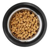 Cats and dogs food Royalty Free Stock Images