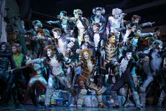 CATS Musical Stock Photo