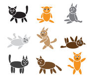 CatSet stock illustratie