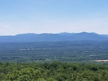 Catskill mountain r. 30 miles from NYC royalty free stock images