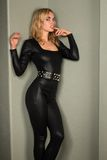 Catsuit Royalty Free Stock Photo