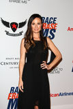 Catt Sadler arrives at the 19th Annual Race to Erase MS gala Stock Image
