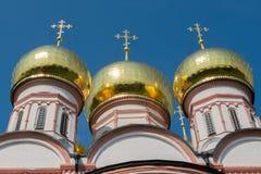 Cattedra di Iversky della cupola Fotografia Stock