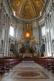 Cattedra of St.Peter's Basilica Royalty Free Stock Photography