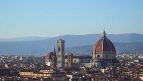 Cattedrale二圣塔玛丽亚del Fiore 股票录像