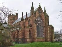 Cattedrale 1 di Carlisle Fotografie Stock Libere da Diritti