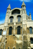 Cattedrale 1 di Ely fotografia stock