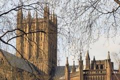Cattedrale 14 dei pozzi Fotografia Stock Libera da Diritti