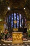 Cattedrale - Aquisgrana, Germania Fotografia Stock