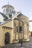 Cattedrale armena a Leopoli fotografia stock