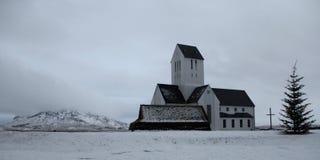 Cattedrale artica Fotografia Stock Libera da Diritti
