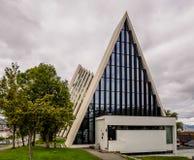 Cattedrale artica Fotografia Stock