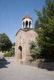 Cattedrale Belltower, Tbilisi di Sioni Fotografia Stock