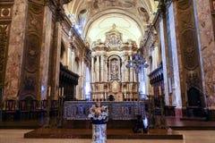 Cattedrale a Buenos Aires Fotografia Stock Libera da Diritti
