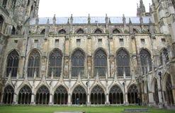 Cattedrale a Canterbury Fotografia Stock