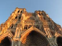 Cattedrale cattolica fotografia stock libera da diritti