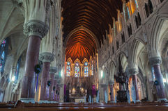Cattedrale cattolica della st Colmans in Cobh Fotografia Stock Libera da Diritti