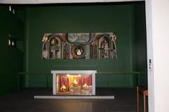 Cattedrale cattolica metropolitana di Liverpool di Cristo il re Immagini Stock Libere da Diritti