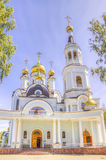 Cattedrale Ceboksary Russia di Pokrovskoe-Tatianinsky Fotografia Stock