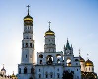 Cattedrale in Cremlino, Mosca Fotografia Stock