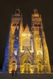 Cattedrale dei giri Fotografie Stock Libere da Diritti