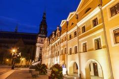 Cattedrale dei san Peter e Paul in Legnica immagine stock libera da diritti
