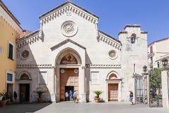 Cattedrale dei Santi Filippo e Giacomo in Sorrento Royalty Free Stock Image