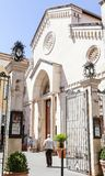 Cattedrale dei Santi Filippo e Giacomo in Sorrento Stock Photography