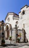 Cattedrale dei Santi Filippo e Giacomo in Sorrento Stock Photo