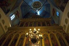 Cattedrale del basilico del san, Mosca, città federale russa, Federazione Russa, Russia Immagine Stock