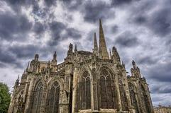 Cattedrale del Bordeaux Fotografia Stock Libera da Diritti