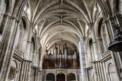 Cattedrale del Bordeaux Immagine Stock Libera da Diritti
