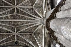 Cattedrale del Bordeaux Immagine Stock