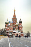 Cattedrale del di Vasily benedetto Fotografia Stock Libera da Diritti