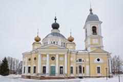 Cattedrale del Dormition Fotografia Stock