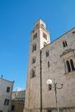 Cattedrale del fonti del delle di Acquaviva La Puglia L'Italia Fotografie Stock
