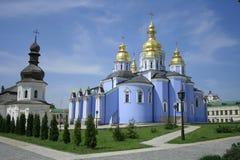Cattedrale del Michael del san. fotografia stock