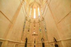 Cattedrale del monastero di Batalha Immagini Stock