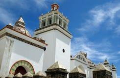 Cattedrale del Moorish, Bolivia Immagini Stock