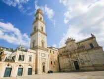 Cattedrale del presupposto Fotografie Stock Libere da Diritti