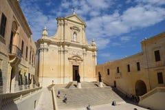 Cattedrale del presupposto fotografia stock libera da diritti