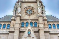 Cattedrale del ` s di Mar del Plata, Buenos Aires, Argentina Immagini Stock