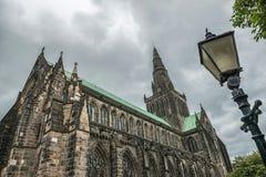 Cattedrale del ` s del mungo della st, Glasgow, Scozia, Regno Unito Immagine Stock Libera da Diritti