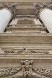 Cattedrale del San Peter a Roma (Italia) Fotografie Stock