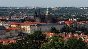 Cattedrale del san Vitus, Praga, repubblica Ceca Fotografie Stock